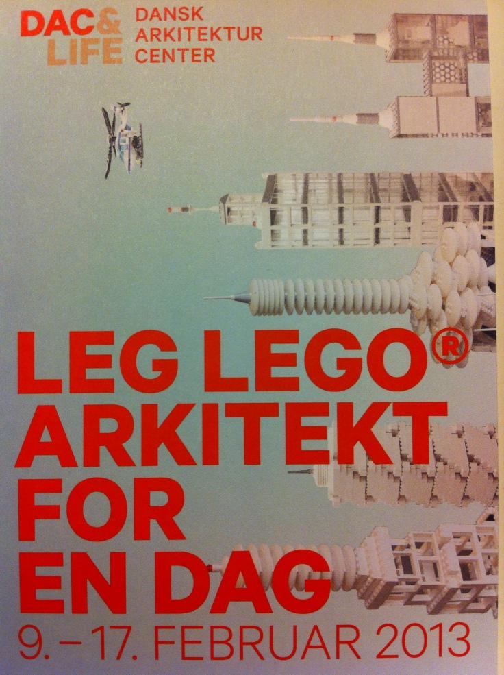 Leg Lego arkitekt for en dag