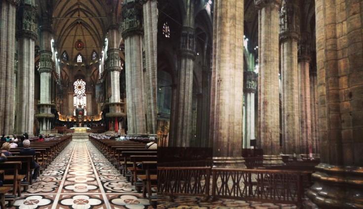 Duomo inside