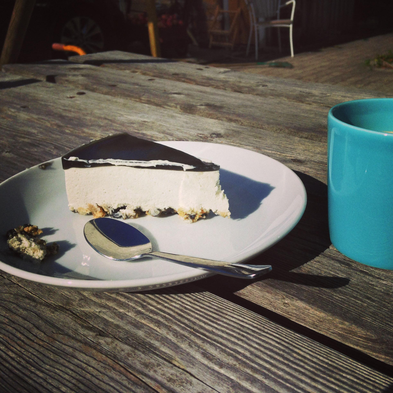 Lakrids Cheese cake – Asta's Acrobatics