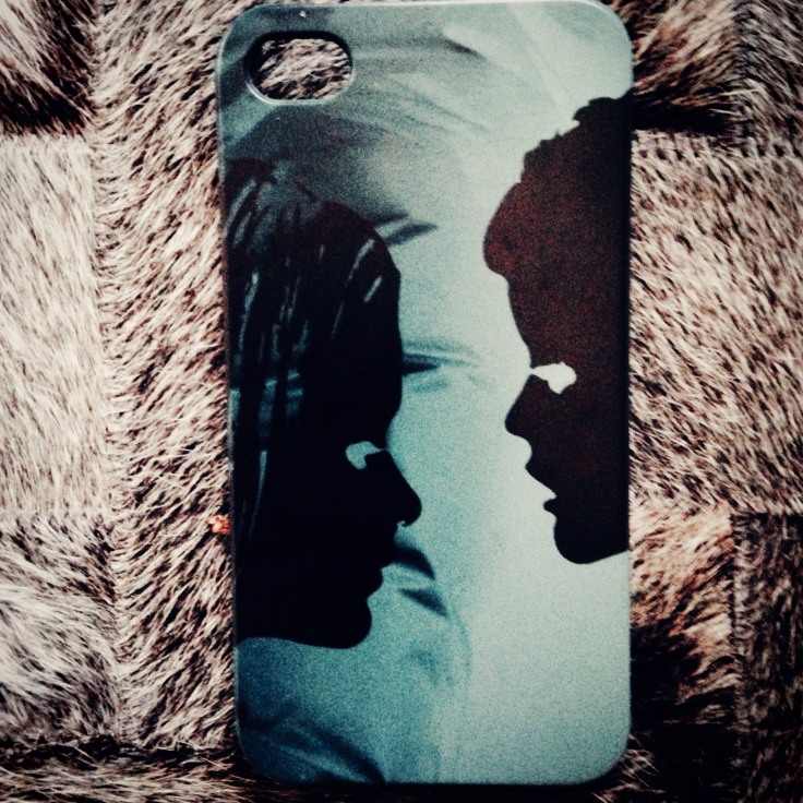 iPhone cover Me