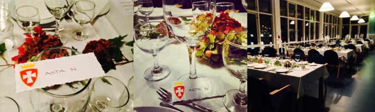 Kapronings middag