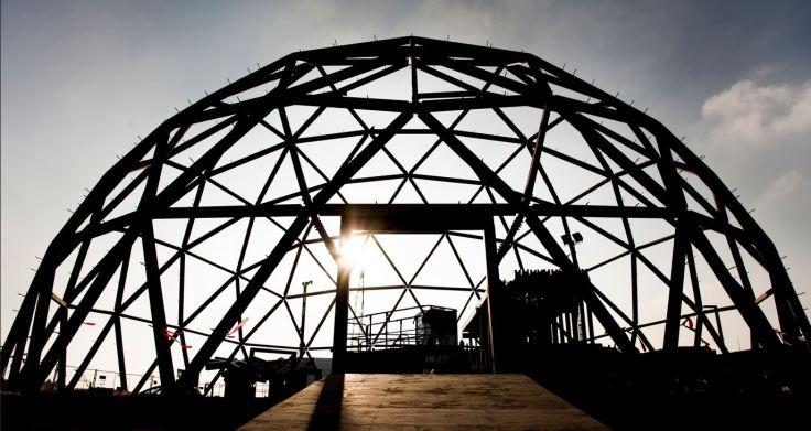 Dome again