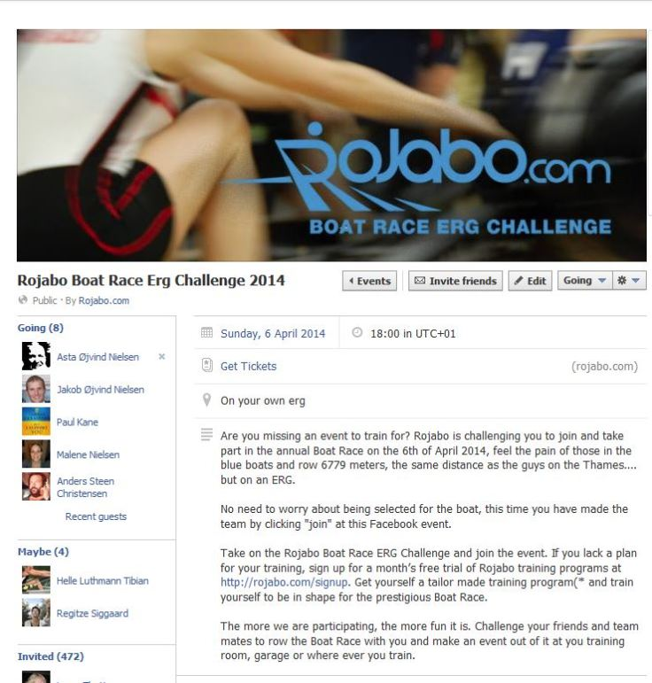 Rojabo Boat Race 2014