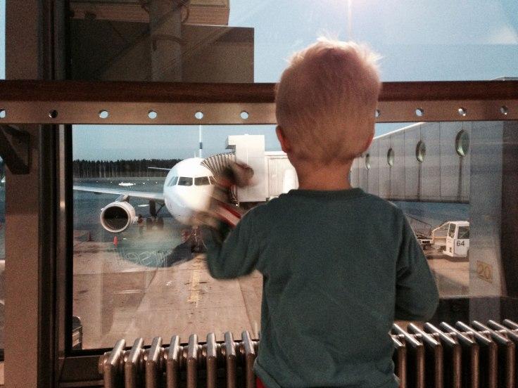 Bye-bye-plane
